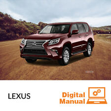 Lexus - Service and Repair Manual 30 Day Online Access