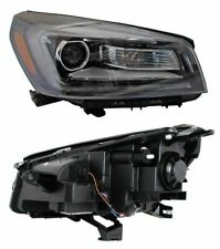 HEADLAMP HEADLIGHTS LED GMC ACADIA 13-16 RH PASSENGER SIDE 23358994 GM2502376