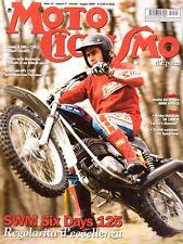5 2008 MOTOCICLISMO D'EPOCA - SWM SIX DAYS 125 - CONDOR A 580-750 - NORTON