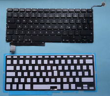 "Tastatur Apple MacBook 15"" A1286 MC371 2009 2010 2011 2012 Keyboard Backlit"