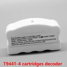 1PCS Ink Cartridge Chip Decoder For Epson Workforce WF-C5210 C5290 C5710 C5790