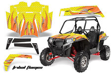 AMR Racing Polaris RZR 900XP Sticker Graphic Kit Decal UTV Parts 11-14 TRIBAL OY