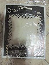 Vintage Fleur-De-Lis Twilling Pin Cushion Sachet Doll Pillow Kit by Needle Magic