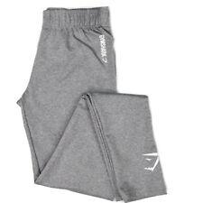 Nueva camiseta para mujer gimnasio tiburón Señoras Atlético Gimnasio gymshark Pantalones Leggings Pantalones deportivos Gris