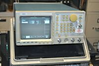 SONY TEKTRONIX AWG2021 ARBITRARY WAVEFORM GENERATOR INDUSTRIAL SURPLUS WORKS