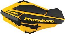 POWERMADD/COBRA 34401 Sentinel Handguards Ski Doo Yellow/Black
