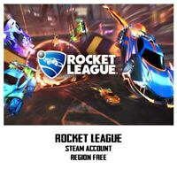 Rocket League Steam Account
