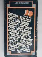 19 diciannove raccontitattilolibri playmen Soldati Gardner Sciascia Gold Levi