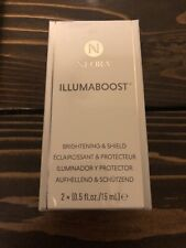Neora Illumaboost Brightening & Shield 2 x 0.5 oz New in Box! Nerium! Exp 12/21
