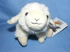 Steiff Lamb Soft Bodied Floppy Linda 281280 Christening New Baby Gift Present