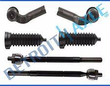 Mazda 3 Sport 5 Inner Outer Tie Rod End Set & Steering Rack Boot Kit