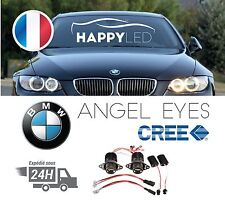 Bmw Angel eyes / Feux de jours LED 128W ® E90 E91 & E90 E91 LCI