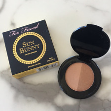 TOO FACED SUN BUNNY NATURAL BRONZER TRAVEL/MINI SZ. 0.08oz./2.5g. BNIB