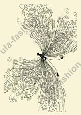 RICE PAPER DECOUPAGE BUTTERFLY VINTAGE CRAFT SHEET SCRAPBOOKING 026