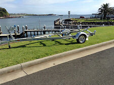 AL4.6M13AR,Aluminium Boat Trailer (Suits Inflatable/Fibreglass/Tinny upto 4.8m)