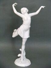 Rosenthal Figur Frühling Tänzerin Dorothea Charol Figure Figurine um 1930