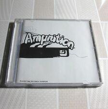 Amunition - Planet Mu Records Sampler ENGLAND CD #T02