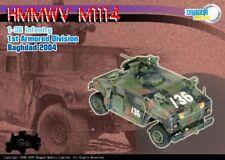 Dragon Armor 1/72 Humvee, 1_36 Infantry, 1st Armoured Div, Baghdad, 2004