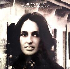 Joan Baez LP Where Are You Now, My Son? - Gatefold - France (VG+/EX)