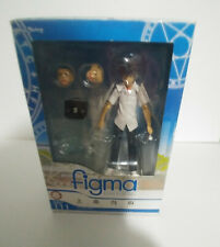 Action Figure A Certain Magical Index II: Touma Kamijou Figma/Max Factory - OPEN