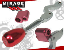 95-99 Mitsubishi Eclipse Gs/Rs/Gst/Gsx Mt Short Shifter+Red Race Type Shift Knob