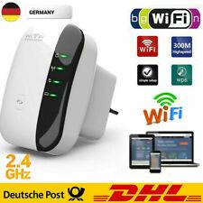 WLAN Repeater WiFi Range Extender 300Mbp Multifunktion Signal verstärker Booster