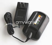 WORX WA3732 Lithium-Ion Battery 3 Hr Charger 18V 20V WA3520 3525 WA3512.1 WG155