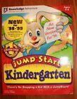 Jump Start Kindergarten Pc Game Windows 98 version 2.5 Knowledge Adventure