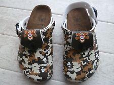 Birkis Shetland Disney Tigger 27 29 Clogs Fersenriemen Hausschuhe Schuhe NEU