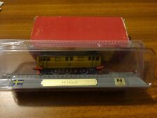 Del Prado Locomotives of the world  1-C-1 CLASS D   N gauge  no 19