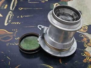 Angenieux Paris 50mm F2.9 m39 mount Type z5 lens Modified