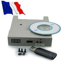 ATARI : MegaSTE/FALCON 30 - Emulateur Lecteur De Disquette Clé USB (Model: Gris)