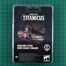 Adeptus Titanicus Warlord Battle Titan Quake Cannon Forge World #12104