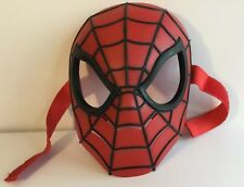 Spider Man Mask Authentic  Marvel Party Play Costume  Hard Plastic Durable