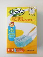 Swiffer Staubmagnet Kit - Griff & 3 Staubfangtücher