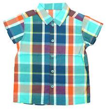 Vêtements multicolores avec des motifs Carreaux pour garçon de 2 à 16 ans