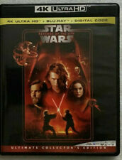 New ListingStar Wars Revenge Of The Sith (4K Ultra Hd+Blu-Ray+Digital)