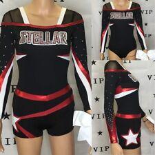 Cheerleading Uniform Allstar Stellar Youth Med