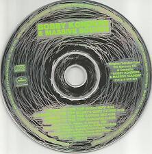 BOBBY KONDERS & MASSIVE SOUNDS Rising to the Top 4 RARE MIXES PROMO DJ CD single