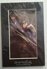 Onimusha Dawn Of Dreams Limited Edition Art Cell Capcom