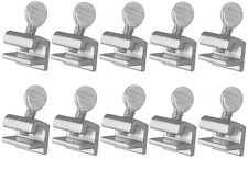 10pc Sliding Window Locks Secure Quick Installation No Tools or Keys