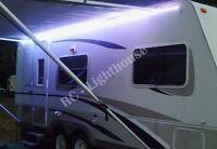 Premium RV Awning LED Light Strip Boat Camper Deck RGB Multi Colored LEDs 16 Ft
