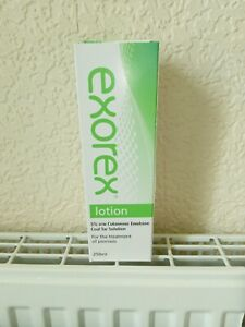 Exorex Lotion 250ml for the treatment of Psoriasis