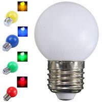 10X(E27 3W 6 SMD LED Energy Saving Globe Bulb Light Lamp AC 110-240V S4Q6)