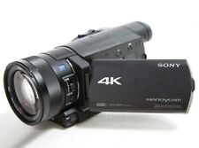 Camcorder Sony FDR-AX100 - 4K UHD-più economico su ebay