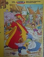 Victory Storybook Series The Pied Piper Wooden 80 Piece Jigsaw Puzzle