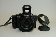 Panasonic Lumix DMC-FZ20 Black Digital Camera