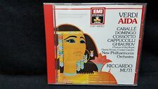 Verdi: Aida: Highlights (CD, 1986, EMI)