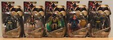 Batman V Superman 6 Inch Action Figure LOT (5 Figures)