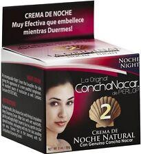 Concha Nacar De Perlop Night Cream 2 oz